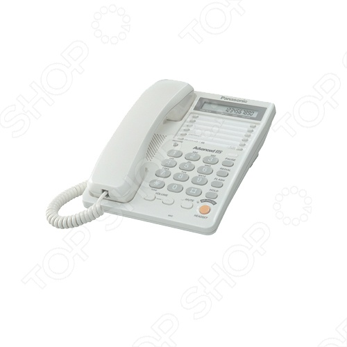 Телефон Panasonic KX-TS2365 voip телефон panasonic kx hdv130rub
