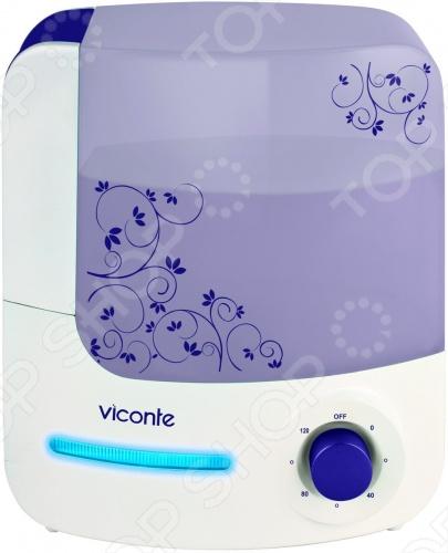 Увлажнитель воздуха ультразвуковой Viconte VC-200 увлажнители и очистители воздуха air doctor блокатор вирусов портативный