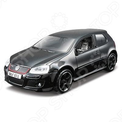 Сборная модель автомобиля 1:32 Bburago Volkswagen Golf GTI Edition 30