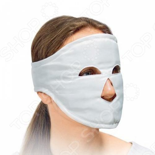 Магнитная маска Bradex Клеопатра поможет сохранить молодость и красоту кожи. В маске содержаться магниты, которые создают особое поле, снимающее усталость с глаз и век, убирающее тёмные круги под глазами, разглаживающее складки и морщины. Маска Bradex Клеопатра питает кожу необходимыми веществами и кислородом. Имеет стандартный размер и удобную липучка для легкости в применении. Необходимо лишь закрепить её у себя на лице в течении часа, и уже после нескольких сеансов такой косметической терапии вы увидите результат от воздействия маски. Ощутите, как кожа приходит в желаемый тонус и разглаживается. В комплекте с маской идет инструкция.