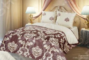 Комплект постельного белья Романтика Гармония комплект постельного белья романтика ирландское кружево