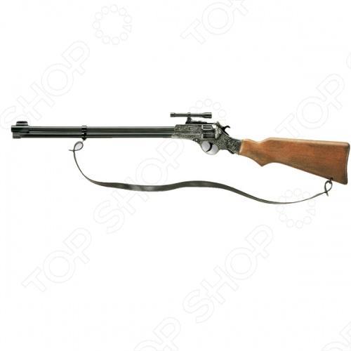 Металлическое ружье Gulliver ENFIELD ANTIK ружье edison enfield gewehr metall western 0375 96