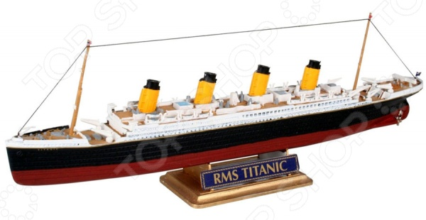 Сборная модель парохода Revell R.M.S. Titanic