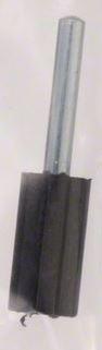 Валик для крепления шлифовальных колец Bosch 2608620034