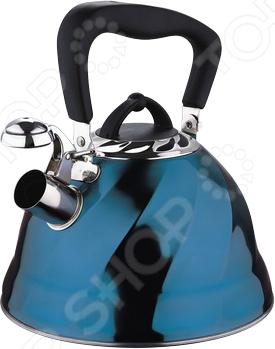 Чайник со свистком Marta MT-3043
