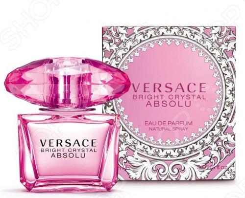 Парфюмированная вода для женщин Versace Bright Crystal Absolu туалетная вода versace bright crystal объем 30 мл вес 80 00