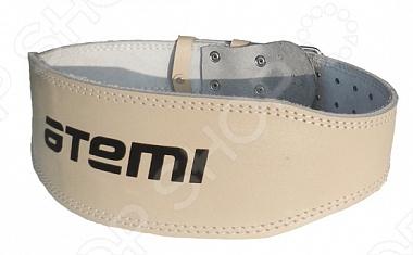 Пояс тяжелоатлетический Atemi AFB-02