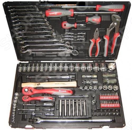 Набор инструментов MATRIX Professional 119 предметов степлер мебельный matrix professional 40913