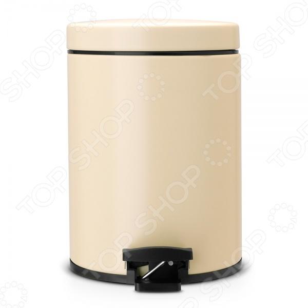 фото Бак для мусора с педалью Brabantia. Объем: 5 литров, купить, цена