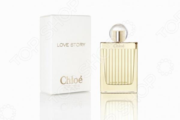 Парфюмированная вода для женщин Chloe Love story. Объем: 75 мл