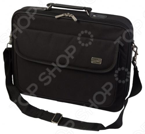 Сумка для ноутбука PC Pet PCP-A2015BK cумка для ноутбука 15 6 pc pet pcp w6715bk чёрный нейлон