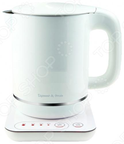 Чайник Zigmund & Shtain KE-78 White