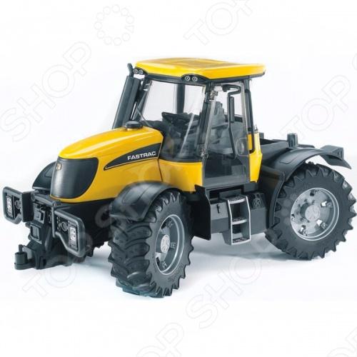 Трактор Bruder JCB Fastrac 3220 jcb jsw011