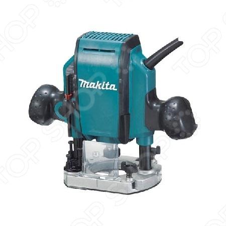 Фрезер электрический Makita RP0900 фрезер makita rp0900 900вт цанга 8мм