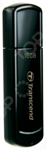 Флешка Transcend JetFlash Drive 350 16Gb флешка transcend jetflash 350 16gb