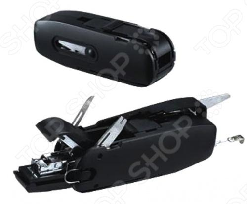 Канцелярский набор 10 в 1 31 ВЕК DT-66A станет незаменимым помощником как в офисе, так и в домашнем хозяйстве, ведь он совмещает в себе сразу 10 офисных принадлежностей. Также он может оказаться оригинальным и полезным подарком для ваших родственников или друзей. В комплект входят: рулетка, ножницы, точилка, отсек для стружки, дырокол, степлер, антистеплер , нож для открытия заклеенных картонных коробок, отсек для скрепок и подставка для ручки.