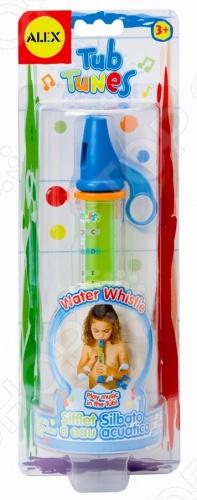 Игрушка для ванны Alex «Водяная дудочка» игрушки для ванной alex набор игровой для ванны вымой щенка