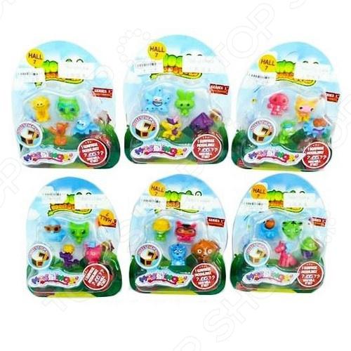 Набор животных игрушечных Shantou Gepai TBG010584. В ассортименте