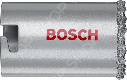 Коронка с твердосплавным напылением Bosch