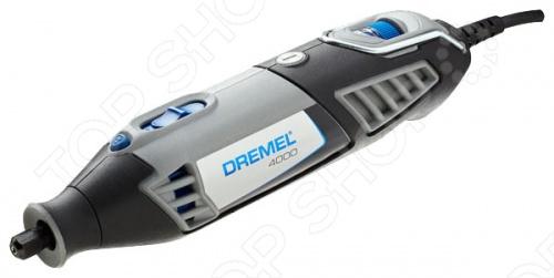 Гравер электрический Dremel 4000-1/45 гравер электрический dremel 4000 1 45 f0134000jg