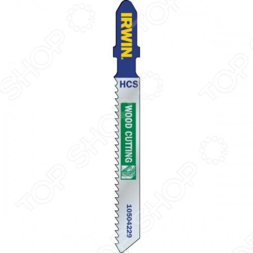 Пилки для электролобзика IRWIN T101B HCS