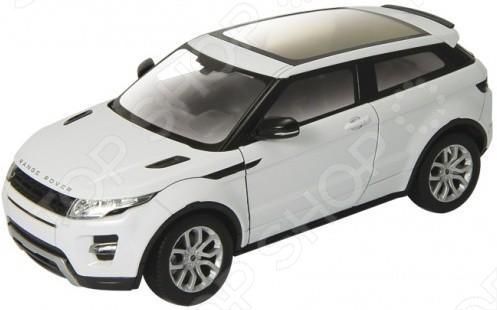 Модель машины 1:34-39 Welly Range Rover Evoque. В ассортименте