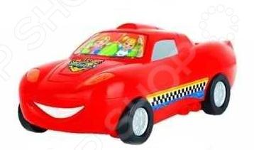Машинка игрушечная Zhorya «Изучаем транспорт»
