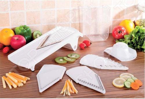 Овощерезка Bradex «Альбо» electrolux accessory es ломтерезка и овощерезка