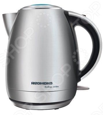 Чайник Redmond RK-M113 чайник электрический redmond rk m113 серебристый