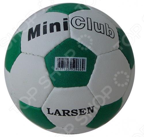 Мяч футбольный Larsen Mini B-4/B-5 мяч футбольный atemi bullet futsal р 4 бело зеленый