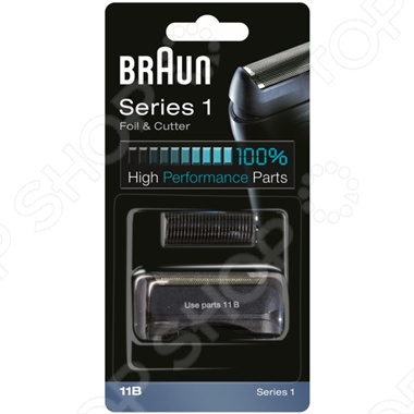 Сетка для бритвы Braun 11B сетка для бритвы braun series3 30b
