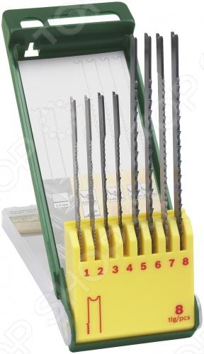 Набор пилок для лобзика Bosch SET U-ХВ набор пилок для лобзика bosch sort