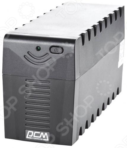 Источник бесперебойного питания Powercom RPT-800A
