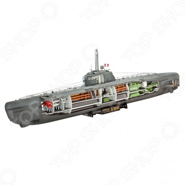 Сборная модель подводной лодки Revell U-Boot Typ XXI