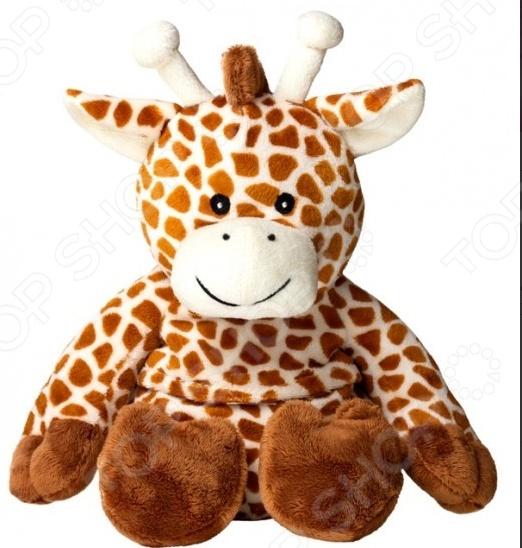 фото Игрушка-грелка Тёплые объятия «Жираф», Грелки