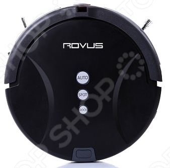 Робот-пылесос Rovus Smart Power DeLux S560 пылесос rovus smart power delux s560