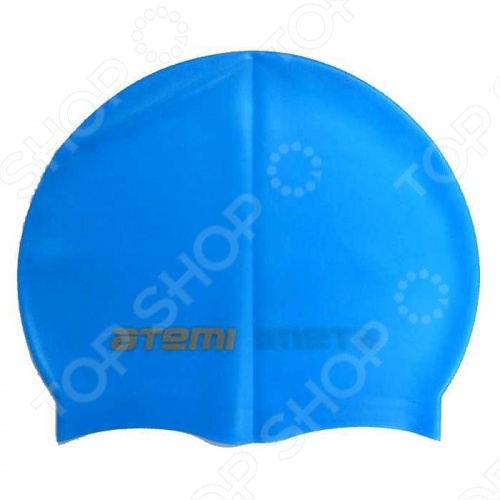 Шапочка для плавания ATEMI ТC 403Шапочки для плавания взрослые<br>Шапочка из ультратонкого и высокоэластичного силикона. Не липнет к волосам, мягкая, легко надевается и снимается, не требует особого ухода и быстро высыхает. Защищает волосы при посещении бассейна и плотно облегает голову. Не вызывает аллергических реакций при долгом соприкосновении с кожей. Прекрасно подходит к любому размеру головы из-за своей эластичности. Рассчитана на долгий срок службы. Размер шапочки: 22 см х 18 см.<br>
