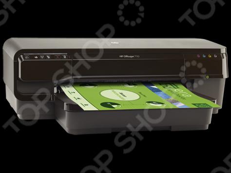Принтер HP Officejet 7110 WF струйный принтер hp officejet 7110