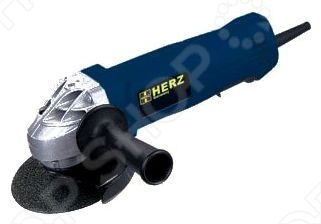 Машина шлифовальная угловая Herz HZ-AG125EV herz ig 1000