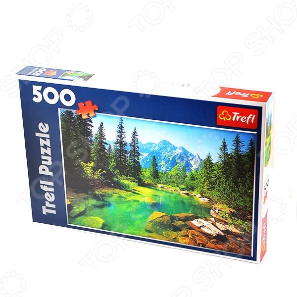 Пазл 500 элементов Trefl «Вид на Татры» Пазл 500 элементов Trefl «Вид на Татры» /