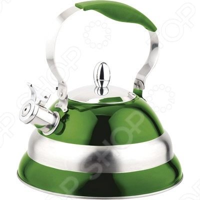 Чайник со свистком Bohmann BH-9961 чайник bohmann со свистком цвет оранжевый 3 л bh 9957