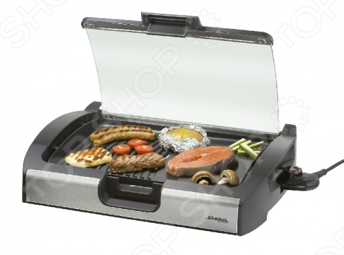 Гриль Steba VG 200 Barbecue Table Grill steba pg4 4 cont grill and waffle