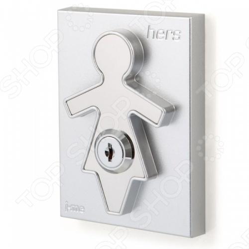 Держатель для ключей с брелком J-me Hers