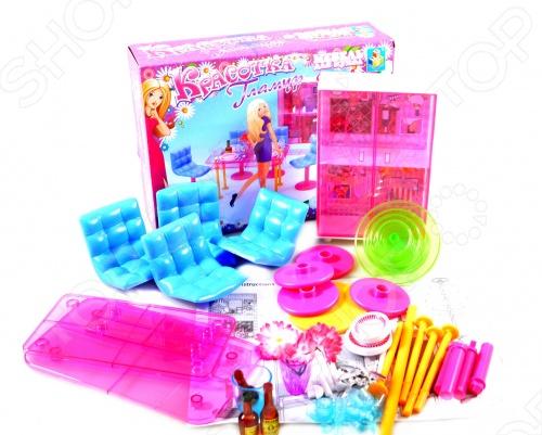 Набор мебели для кукол 1 TOY «Столовая»