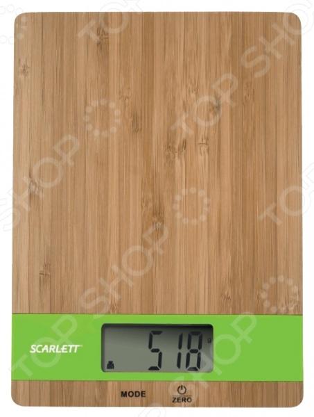фото Весы кухонные Scarlett SC-KS57P01, Кухонные весы