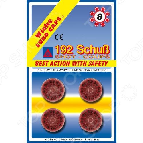 Пистоны Sohni-Wicke 8-зарядные Пистоны Sohni-Wicke 8-зарядные /192