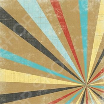 фото Бумага для скрапбукинга двусторонняя Morn Sun Ferris Wheel, купить, цена