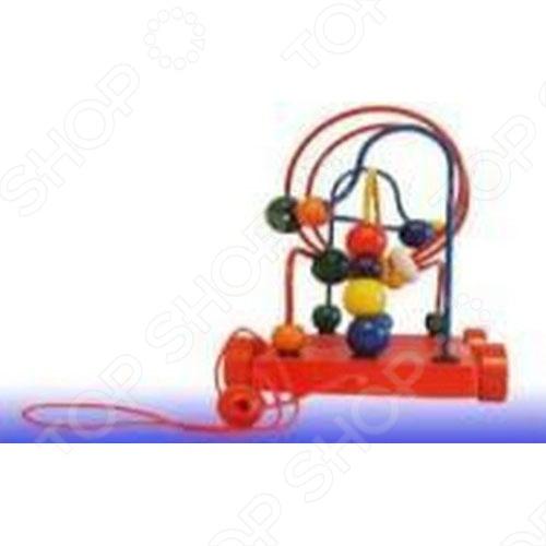 фото Игрушка развивающая Винтик и Шпунтик «Лабиринт», Головоломки и лабиринты для малышей
