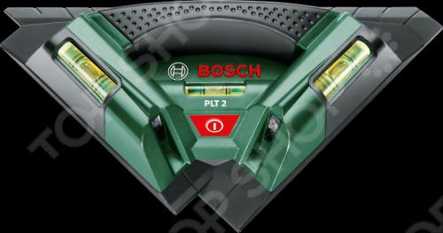Уровень лазерный для укладки плитки Bosch PLT 2 plt медицина