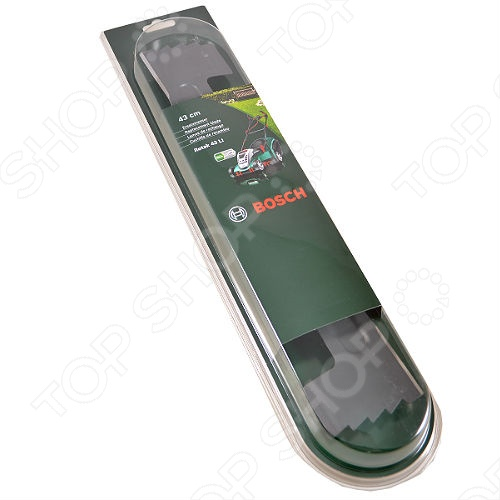 Нож сменный для газонокосилки Bosch Rotak 43 LI сменный нож для газонокосилки bosch rotak 43 усиленный f016800368
